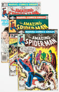 Modern Age (1980-Present):Superhero, The Amazing Spider-Man Group of 34 (Marvel, 1981-84) Condition:Average VF/NM.... (Total: 34 Comic Books)