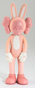Post-War & Contemporary:Contemporary, KAWS (b. 1974). Accomplice (Pink), 2002. Painted cast vinyl.9-1/4 x 3-1/2 x 2-1/4 inches (23.5 x 8.9 x 5.7 cm). Ed. 307...
