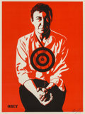 Prints:Contemporary, Shepard Fairey (b. 1970). Jasper Johns Red, 2009.Screenprint in colors. 24 x 18 inches (61 x 45.7 cm) (sheet). Ed.243/...
