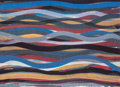 Prints:Contemporary, Sol LeWitt (1928-2007). Brushstrokes, 1996. Offsetlithograph in colors. 6-1/2 x 8-7/8 inches (16.5 x 22.5 cm)(sheet). ...