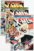 Modern Age (1980-Present):Superhero, X-Men Group of 12 (Marvel, 1980-81) Condition: Average VF....(Total: 12 Comic Books)