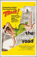 "Movie Posters:Exploitation, The Naked Road (Zison Enterprises, 1959). One Sheet (27"" X 41"").Exploitation.. ..."