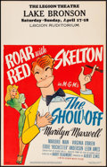"Movie Posters:Comedy, The Show-Off (MGM, 1946). Window Card (14"" X 22""). Comedy.. ..."
