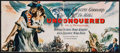 "Movie Posters:Adventure, Unconquered (Paramount, 1947). Uncut Pressbook (54 Pages, 12.5"" X15""). Adventure.. ..."