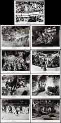 """Movie Posters:Science Fiction, Beneath the Planet of the Apes (20th Century Fox, 1970). Photos(12) (8"""" X 10""""). Science Fiction.. ... (Total: 12 Items)"""