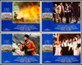 "Movie Posters:Academy Award Winners, The Deer Hunter (Universal, 1978). Lobby Card Set of 4 (11"" X 14"").Academy Award Winners.. ... (Total: 4 Items)"