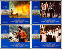 "The Deer Hunter (Universal, 1978). Lobby Card Set of 4 (11"" X 14""). Academy Award Winners. ... (Total: 4 Items..."