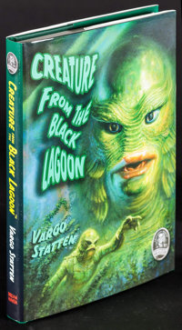 Creature from the Black Lagoon by John Russell Fearn (Dream Haven, 2011). Autographed Hardcover Book (192 Pages, 6.25&qu...
