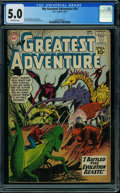 Silver Age (1956-1969):Superhero, My Greatest Adventure #54 (DC, 1961) CGC VG/FN 5.0 Off-white pages.