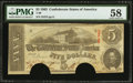 Confederate Notes:1863 Issues, T60 $5 1863 PF-11 Cr. 453.. ...