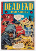 Golden Age (1938-1955):Crime, Dead End Crime Stories #nn (Kirby Publishing, 1949) Condition: VG....