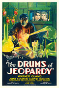 "Movie Posters:Horror, The Drums of Jeopardy (Tiffany, 1931). One Sheet (27"" X 41"").. ..."