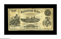 "Obsoletes By State:Ohio, Cincinnati, OH- C.R. Wilder & Co. $2 Wolka 0666-02. A very rarepiece of ""Exposition Scrip"" which is new to us and listed as..."