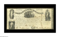 Obsoletes By State:Ohio, Cincinnati, OH- Ohio & Missouri Mining Co. $50 June 16, 1847.This is a stock certificate for one share of stock for $50, wi...