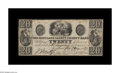 Obsoletes By State:Ohio, Kirtland, OH- The Kirtland Safety Society Bank $20 March 8, 1837G12 Rust 9 Wolka 1424-14. This is a considerably scarcer de...