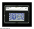 Military Payment Certificates:Series 651, Series 651 5¢ CGC Gem Uncirculated 65. A broadly margined, handsomeexample of the lowest denomination note from this series...