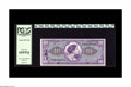 Military Payment Certificates:Series 651, Series 651 $10 PCGS Gem New 65 PPQ. A broadly margined handsomeexample of the highest denomination note from this Vietnam-e...
