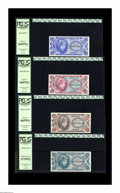 Military Payment Certificates:Series 651, Series 651 PCGS Gem New 66PPQ or Better Set of Fractionals. Fournote set, all graded by PCGS 66PPQ, with the exception of t...(Total: 4 notes)