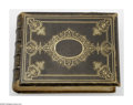 Miscellaneous:Books, Horizontally Formatted Treasury Department Vignette Book. A second example from the same time period as the first. Again, wi...