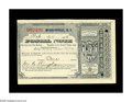 Miscellaneous:Postal Currency, McGrawville, NY Postal Note. This is easily the nicest example wehave ever seen or handled of the second type Postal Note. ...