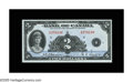 Canadian Currency: , BC-3 $2 1935 Gem Crisp Uncirculated. A pristine example of thisEnglish text $2 note. While note hard to find in the lower g...
