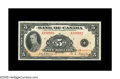 Canadian Currency: , BC-5 $5 1935 Extremely Fine-About Uncirculated. A high gradeexample of the English text $5 note with good color and minimal...