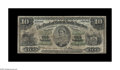 Canadian Currency: , Montreal, PQ- Bank of British North America $10 July 3, 1889 Ch.55-22-08. This is the first appearance of a note from this ...