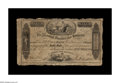 Canadian Currency: , St. Andrews, NB- Charlotte County Bank 5 Shillings Aug. 26, 1856 Ch. 100-10-02. A truly rare early New Brunswick note which ...