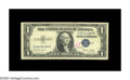 Error Notes:Inverted Reverses, Fr. 1614 $1 1935E Silver Certificate. Fine. This is only the thirdexample of this invert we have the pleasure to offer. The...