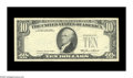 Error Notes:Third Printing on Reverse, Fr. 2027-G $10 1985 Federal Reserve Note. About Uncirculated. The third printing is on the back of this lightly handled Chic...