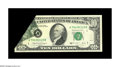 Error Notes:Foldovers, Fr. 2028-A $10 1988A Federal Reserve Note. Gem Crisp Uncirculated.This interesting error occurred after the first print was...