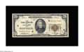 Error Notes:Gutter Folds, Fr. 1870-D $20 1929 Federal Reserve Bank Note. Fine-Very Fine. Weare fortunate to offer a few Federal reserve Bank Note err...