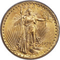 Saint-Gaudens Double Eagles, 1929 $20 MS65 PCGS....
