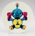 Post-War & Contemporary:Contemporary, Jeff Koons (b. 1954). Elephant, 2014. Glazed porcelain coupeservice plate. 12-1/4 inches (31.1 cm) (diameter). Ed. 401/...