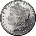 Morgan Dollars, 1883 $1 MS66 Deep Mirror Prooflike PCGS....