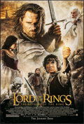"""Movie Posters:Fantasy, The Lord of the Rings: The Return of the King (New Line, 2003). OneSheet (27"""" X 41""""). DS Advance. Fantasy.. ..."""