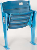 "Baseball Collectibles:Others, New York Yankees ""Yankee Stadium"" Seat...."