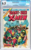 Bronze Age (1970-1979):Superhero, Giant-Size X-Men #1 (Marvel, 1975) CGC FN+ 6.5 Off-white to whitepages....