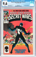 Modern Age (1980-Present):Superhero, Marvel Super Heroes Secret Wars #8 (Marvel, 1984) CGC NM+ 9.6 Whitepages....