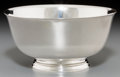 Silver Holloware, American:Bowls, A Tiffany & Co. Silver Revere Bowl, New York, circa 1956-1965.Marks: TIFFANY & CO, MAKERS, STERLING SILVER, 23617, L.3...