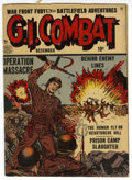 Golden Age (1938-1955):War, G.I. Combat #2 (Quality, 1952) Condition: VG....