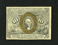 Fractional Currency:Second Issue, Fr. 1246 10c Second Issue Choice New. This note carries a bright bronze oval....