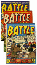 Golden Age (1938-1955):War, Battle Group (Marvel, 1951) Condition: Average VG/FN....