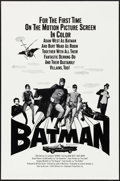 "Movie Posters:Action, Batman (20th Century Fox, 1966). Military One Sheet (23"" X 35"").Action.. ..."