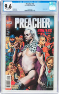 Modern Age (1980-Present):Horror, Preacher #15 (DC, 1996) CGC NM+ 9.6 White pages....