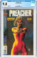 Modern Age (1980-Present):Horror, Preacher #16 (DC, 1996) CGC NM/MT 9.8 White pages....