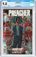 Modern Age (1980-Present):Horror, Preacher #17 (DC, 1996) CGC NM/MT 9.8 White pages....
