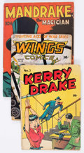 Golden Age (1938-1955):Miscellaneous, Golden to Silver Age Miscellaneous Reading Copies Comics Group of 45 (Various Publishers, 1940s-60s) Condition: Average FR.... (Total: 45 Comic Books)
