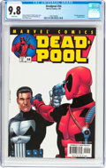 Modern Age (1980-Present):Superhero, Deadpool #54 (Marvel, 2001) CGC NM/MT 9.8 White pages....
