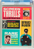 Magazines:Vintage, Screen Thrills Illustrated #5 (Warren, 1963) CGC VF+ 8.5 Off-white to white pages....
